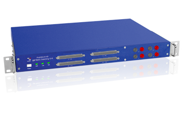 The New LXI Matrix Switching Unit